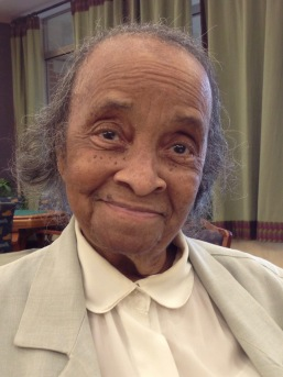 Anne Walden, Riderwood Resident