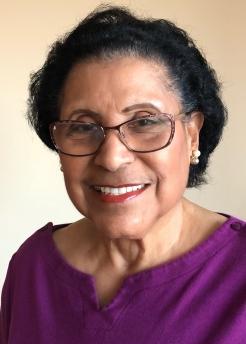 Carmen Maymi, incoming RAC member