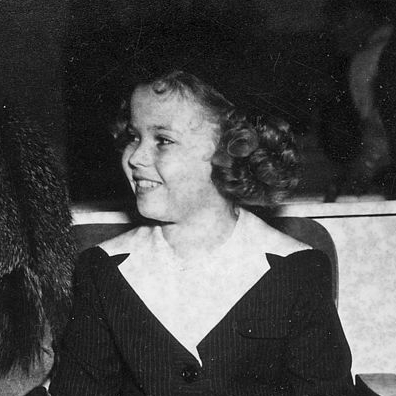 Shirley Temple (in 1938) was a child movie star from 1932 to 1950 before becoming the US Ambassador to Czechoslovakia in 1989. (Photos courtesy of Wikimedia)
