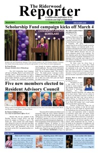 Riderwood Reporter March 2019 FINAL