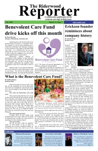 Riderwood Reporter July 2019 FINAL